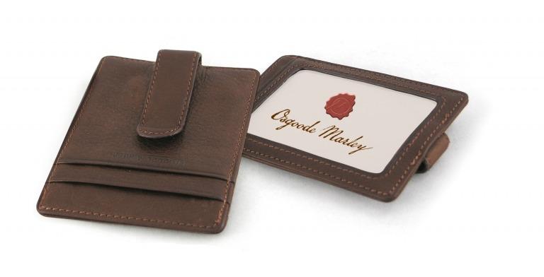 Osgoode Marley #1523 ID Front Pocket Clip Wallet