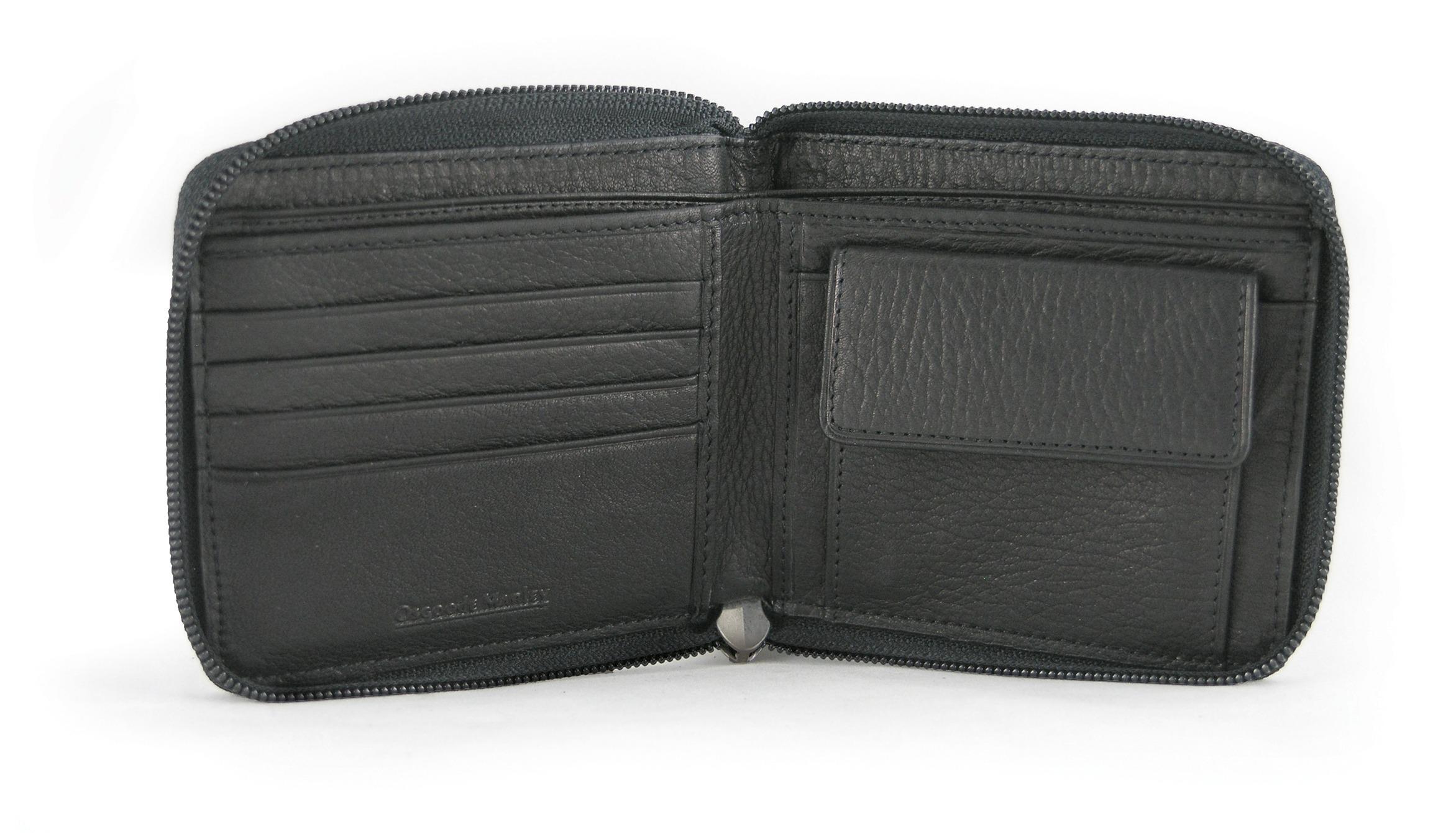 Osgoode Marley #1537 Zip Coin Wallet