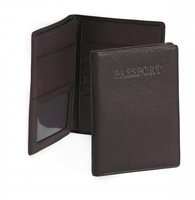 Osgoode Marley #1244 RFID Passport Wallet