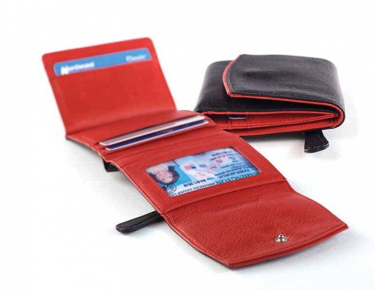Osgoode Marley #1452 Ultra Mini Wallet