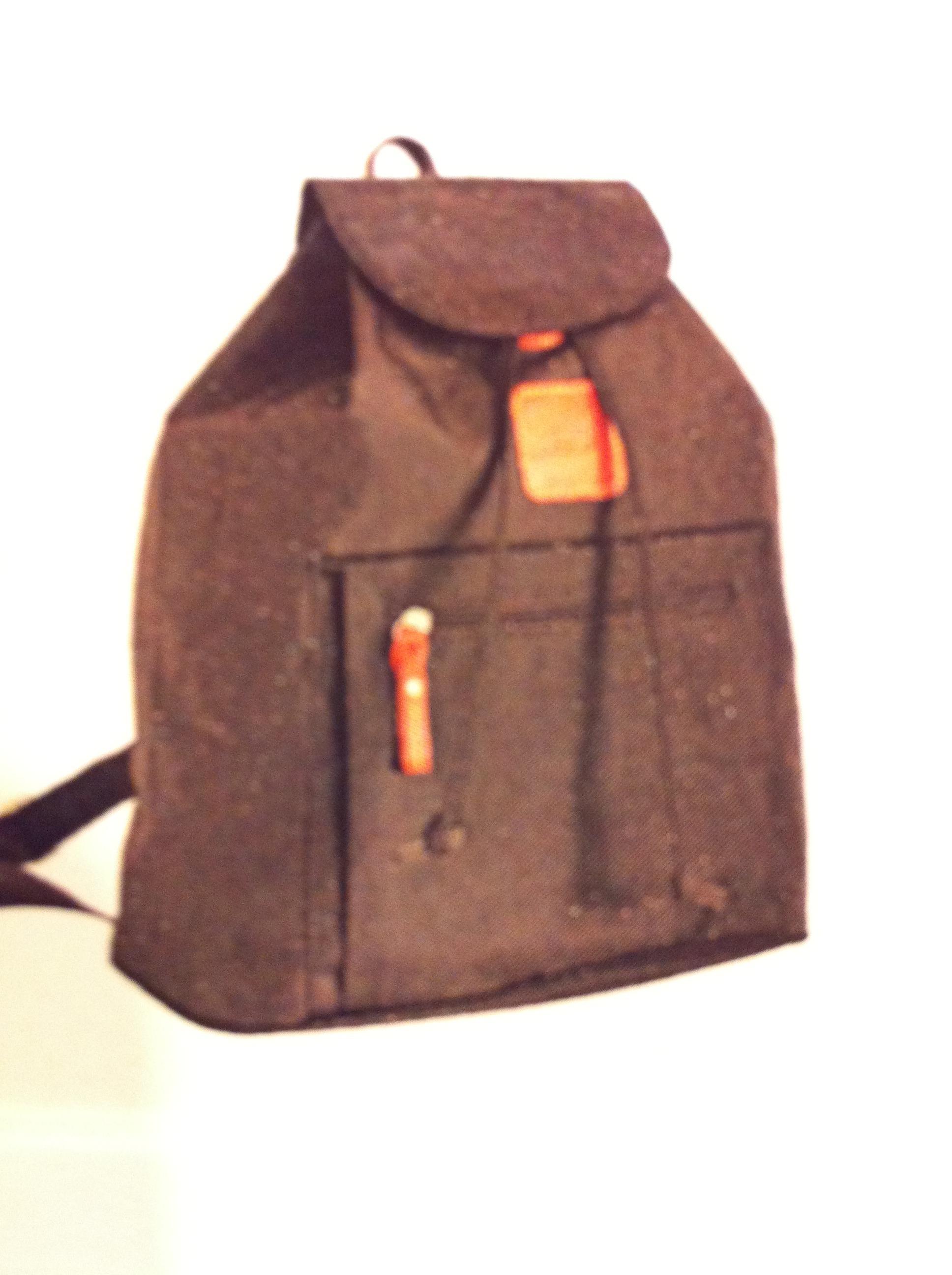 BRICS Nylon Backpack