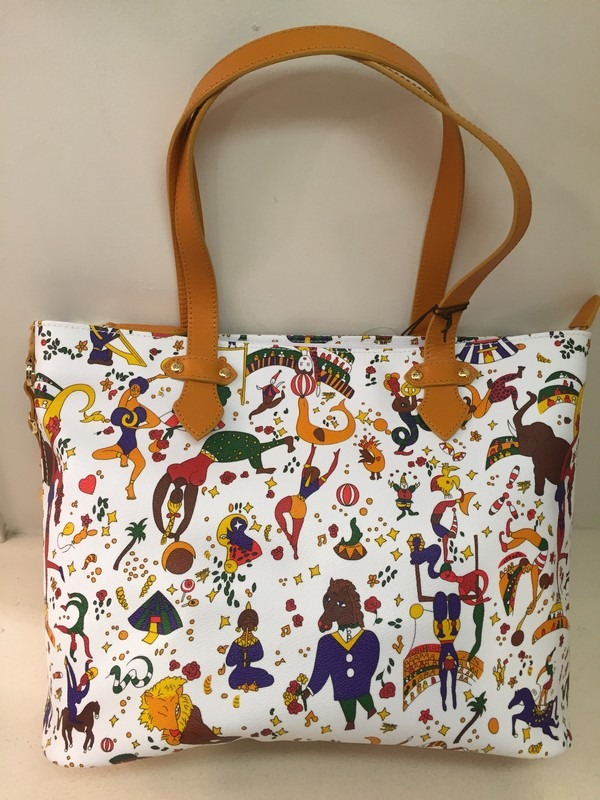 Piero Guidi Magic Circus Tote
