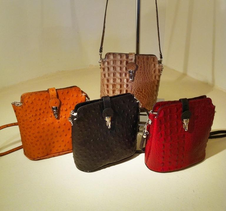 M & R Crossbody Bag