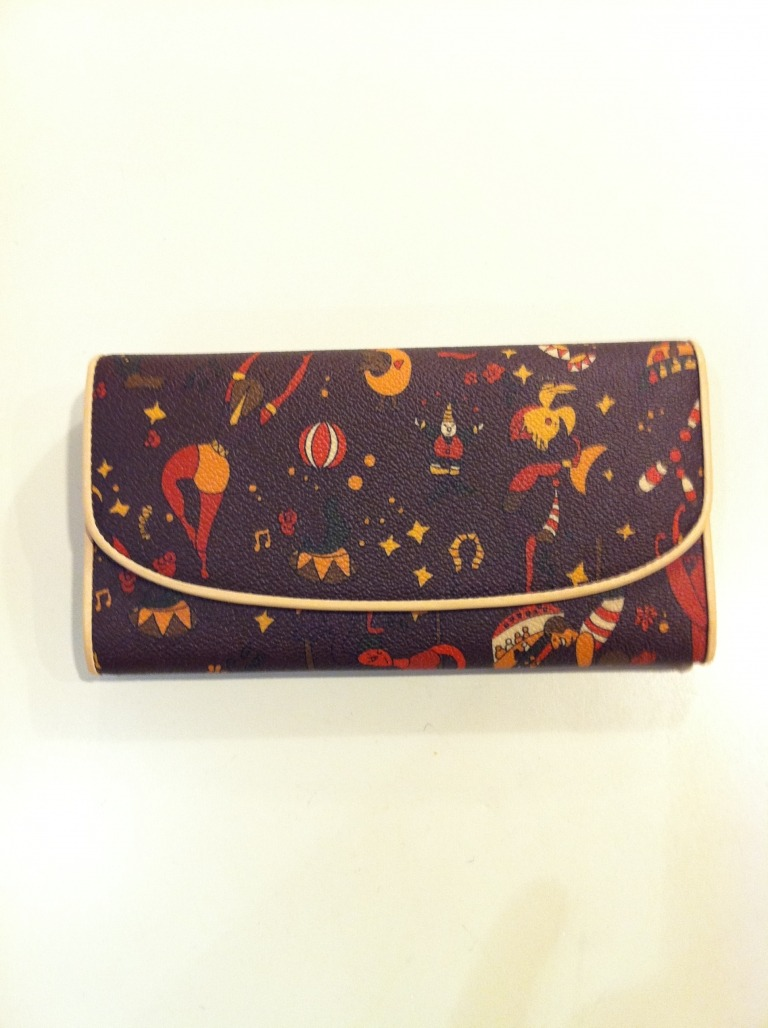 Piero Guide Ladies Wallet #20095