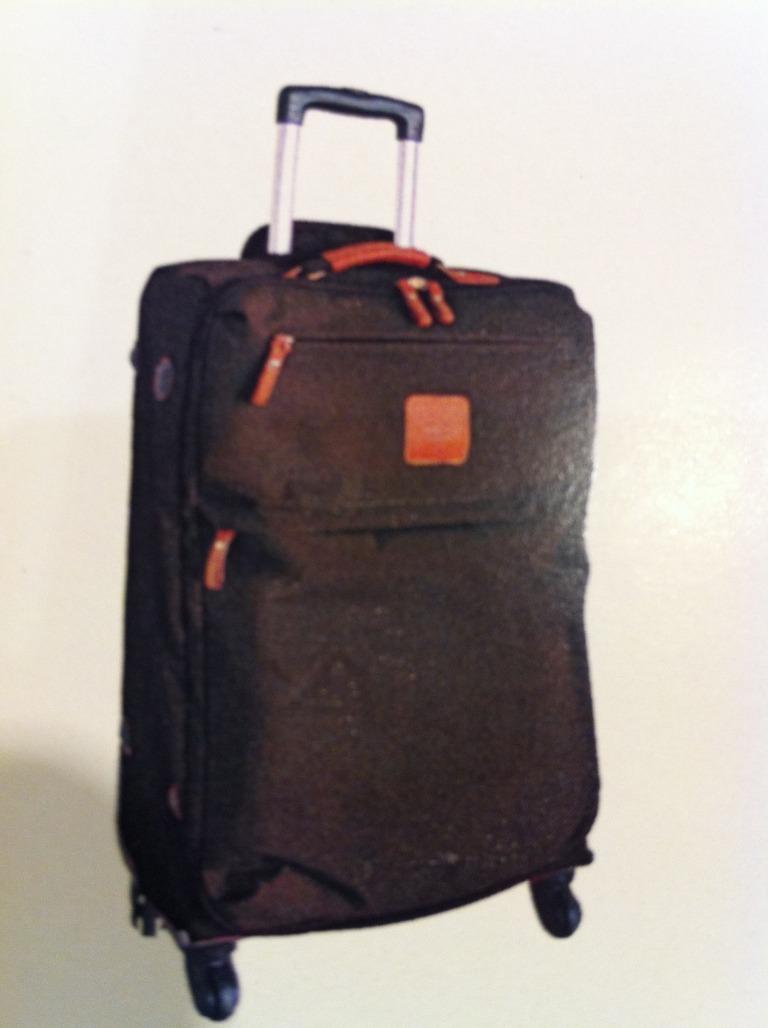 """Brics 20"""" Carry-on 4-Wheeled case"""
