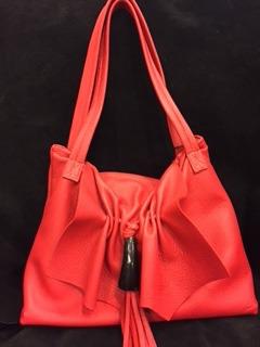Viva red handbag