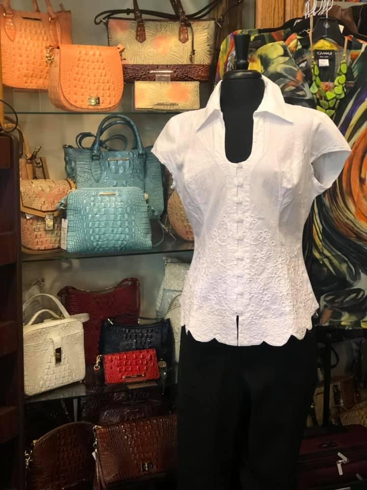 Women's Fashions at Stefan Mann in Carefree