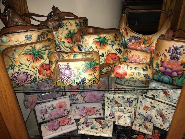 unique handbags at stefan mann